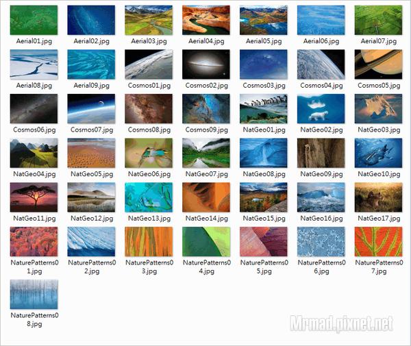 [教學]輕而一舉開啟隱藏在OSX Mavericks內的43張隱藏桌布