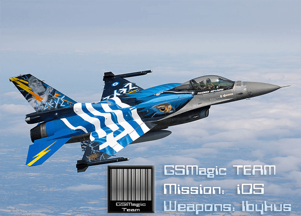 GSMagic TEAM JB-160602