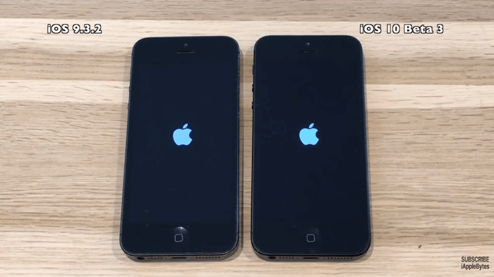 iphone5-iOS10-beta3-vs-iOS3.3.2