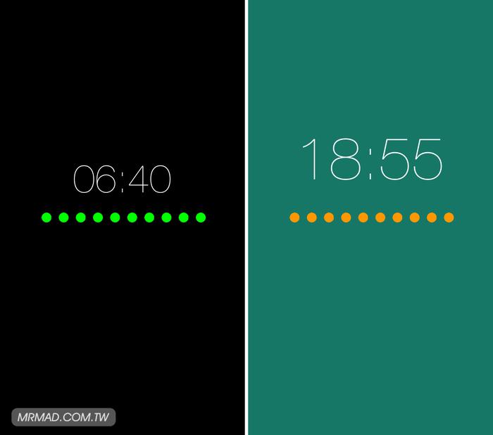 [Cydia for iOS8-iO9]Volt讓解鎖畫面出現顯示時間與電量狀態