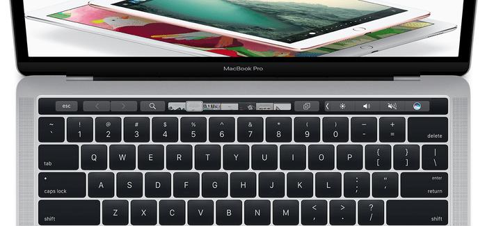 新MacBook Pro跑Windows時Touch Bar會如何顯示?
