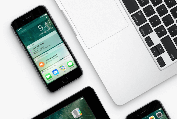 iOS 10.3 正式版更新推出!全新Find My AirPods、APFS系統等新功能問世