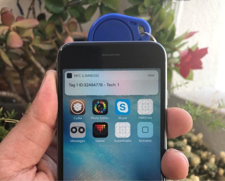 知名越獄開發者已經成功開啟iPhone 6s的NFC晶片功能