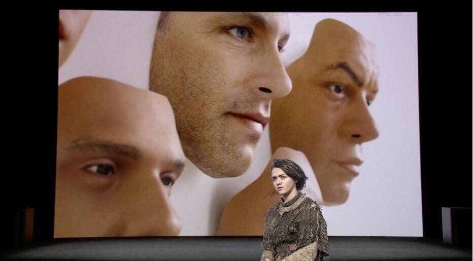 詳細探討iPhone X的臉部辨識Face ID安全與運作流程