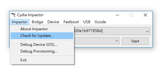 Cydia Impactor 推出 0.9.43 修正 http-win.cpp:159 錯誤
