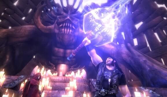經典重金屬搖滾惡黑搖滾Steam遊戲限時免費下載