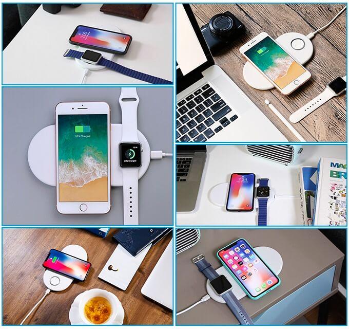 Funxim推出比起蘋果AirPower更便宜的第三方無線充電板