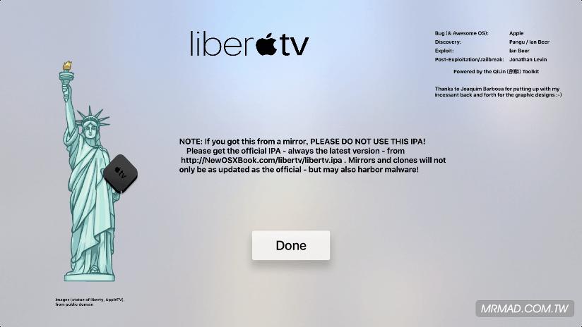 tvOS 11~11.1越獄LiberTV教學!讓你解放Apple TV 4與4K版真正潛力