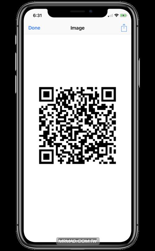Workflow/Siri捷徑教學:快速製作iPhone個人熱點QR Code碼!手機一掃直接加入