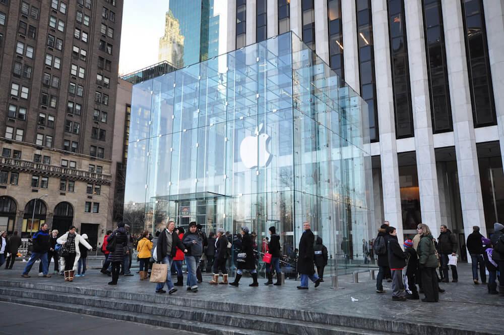 蘋果2018第一季財報破新歷史記錄,iPhone X銷售最為亮眼