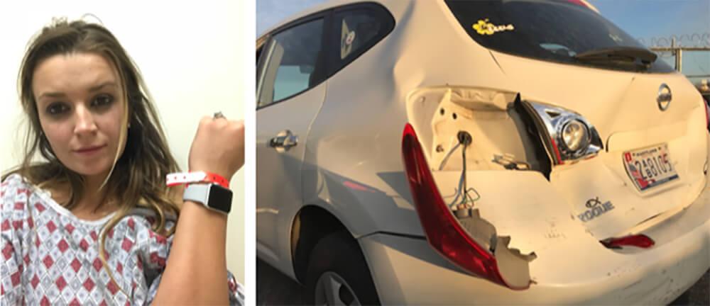 媽媽發生車禍靠Apple Watch 「SOS 緊急服務」功能成功救了自己與兒子
