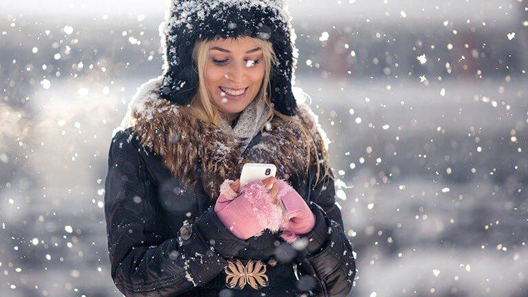 Last Drops 10有效防止天氣太冷iPhone 會自動關機,不需等暖和再用