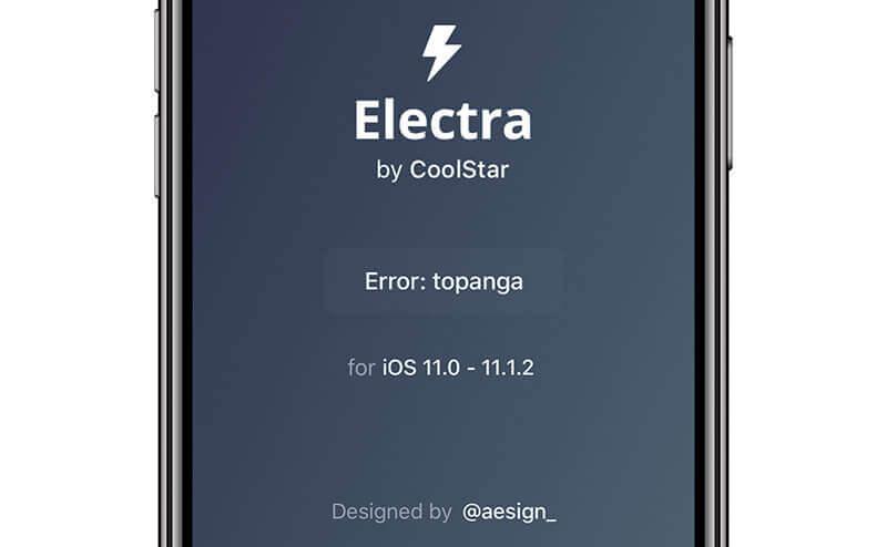 替Electra重新越獄!解決跳出Error: topanga與Cydia任何錯誤問題