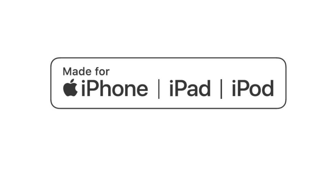 蘋果替iPhone、iPod和iPad更新MFi認證標章