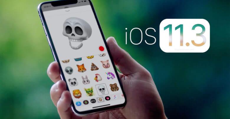 iOS 11.3 正式版本全面釋出!新增Animoji、電池健康管理等50多項功能與改善修正