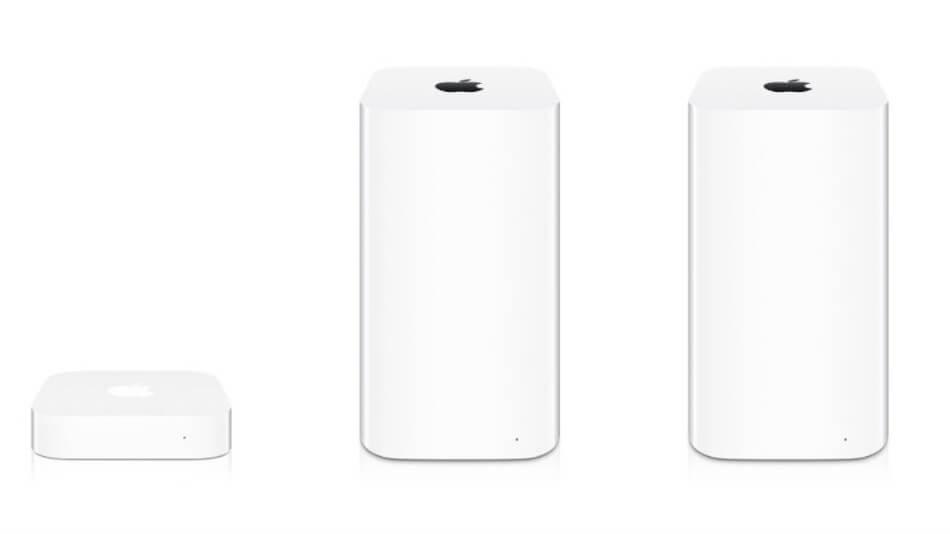 蘋果正式宣布AirPort路由器產品全面停產,退出無線路由器市場