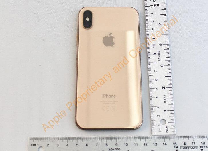 金色 iPhone X 真的準備要推出了! FCC 審核文件不小心曝光細節