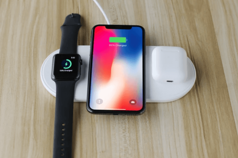 Plux無線充電支援iPhone、Apple Watch同時充電比蘋果AirPower更低價