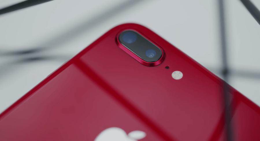 紅色 iPhone 8 Plus 開箱來了!超完美百分百鮮豔紅