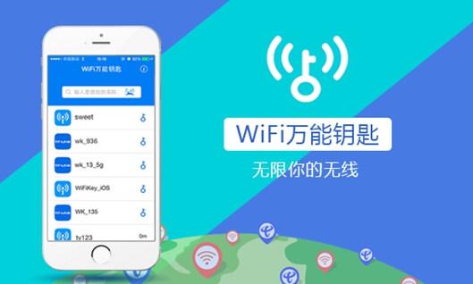 小心 WiFi萬能鑰匙會竊取所用過的 WiFi 帳密並分享給其它人用
