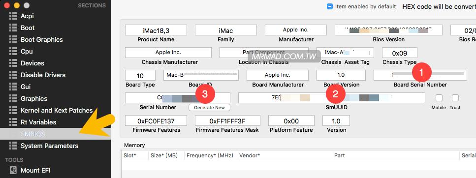 解決黑蘋果無法讓iMessage與FaceTime正常啟用登入關鍵技巧教學