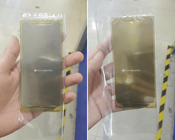 GrownSSPer 曝光iphone se2 螢幕