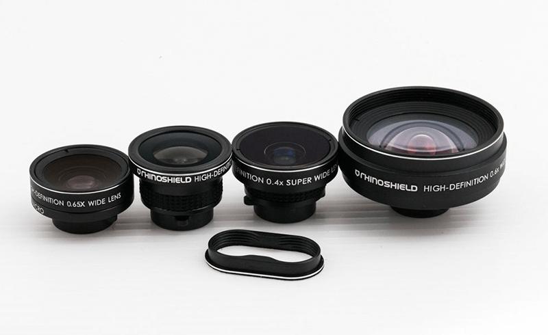 [開箱]iPhone犀牛盾外掛鏡頭Lens:小而輕巧,記錄生活旅行必備