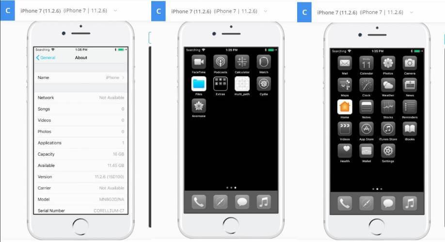 iOS 11.3.1 Electra越獄可執行Cydia和套用主題!宣佈 iOS 11.2~11.2.6也能越獄