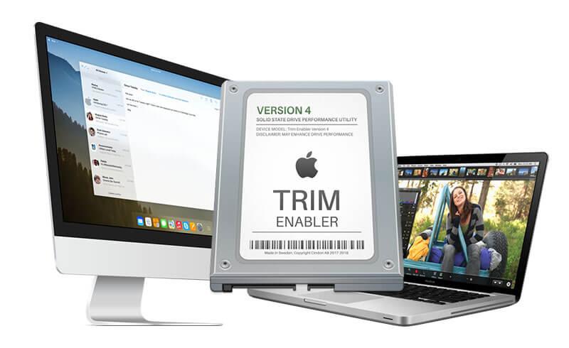 【macOS技巧】Mac更換SSD硬碟後,教你開啟TRIM機制提升讀寫效能