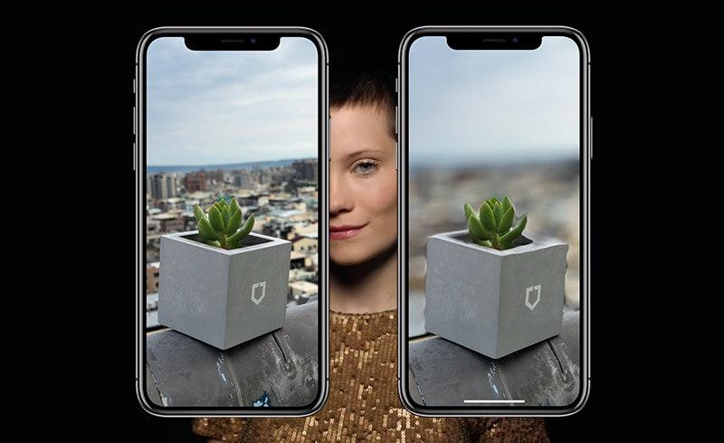解救 iPhone 的「人像」模式拍攝的淺景深照片怎麼突然失靈?