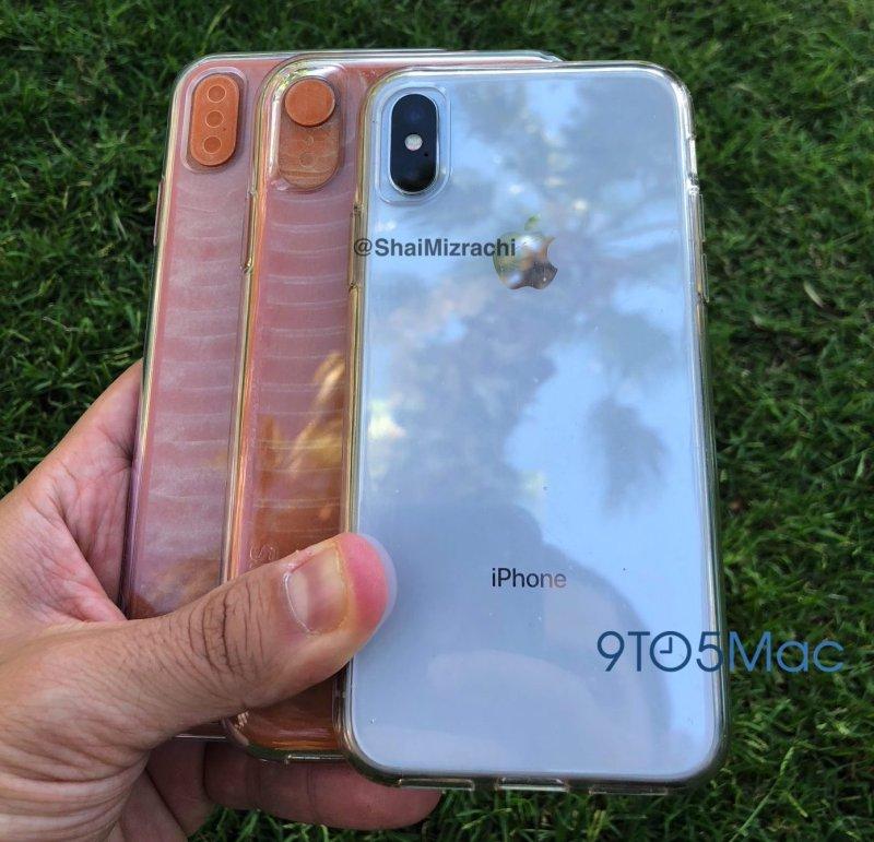 新款 iPhone X Plus 與 iPhone 9 模型機與保護殼影片獨家曝光