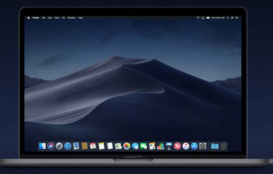 舊版macOS免升級macOS 10.14也能實現黑暗風格方法