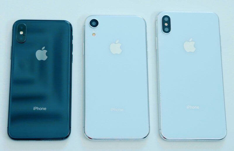 2018新款iPhone上市日期傳在9月14日開放首波預購
