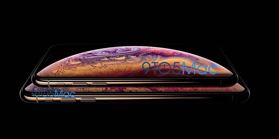 蘋果官方 iPhone XS 宣傳圖片已經曝光!將會加入金色版本