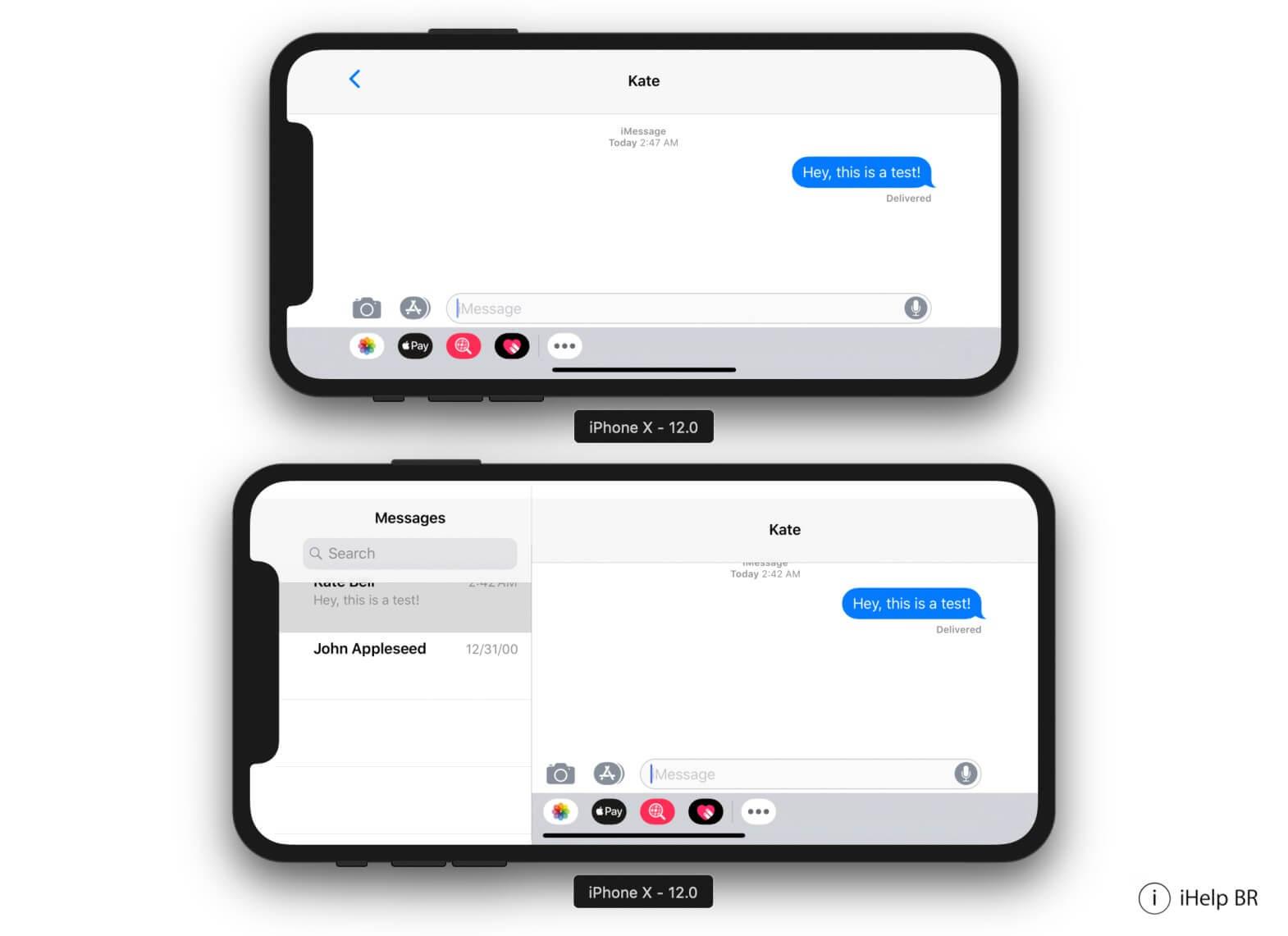 iOS 12 beta5 曝光最新 iPhone X Plus 解析度和支援雙卡雙待功能