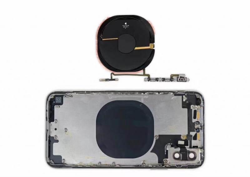 2018 新款 iPhone 無線充電零組件曝光,充電速度將會大福提升