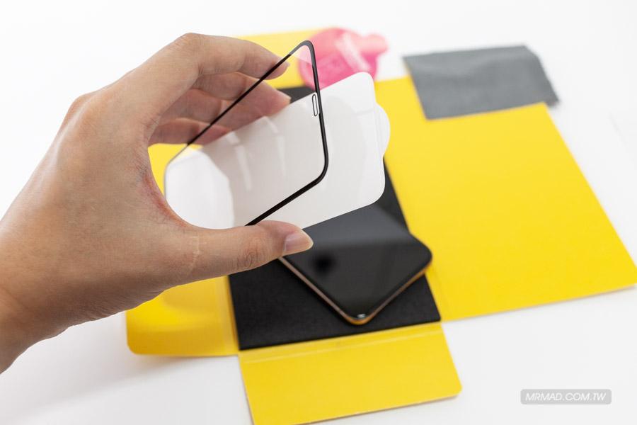 3D全曲面隱形滿版9H鋼化玻璃保護貼iPhone XS 6