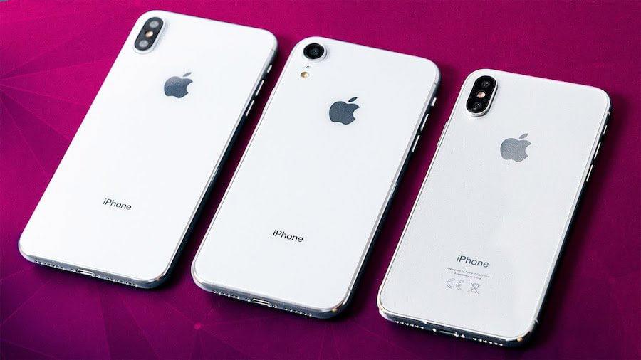 2018新款iPhone XS 確定台灣被列為首波開賣上市名單之一