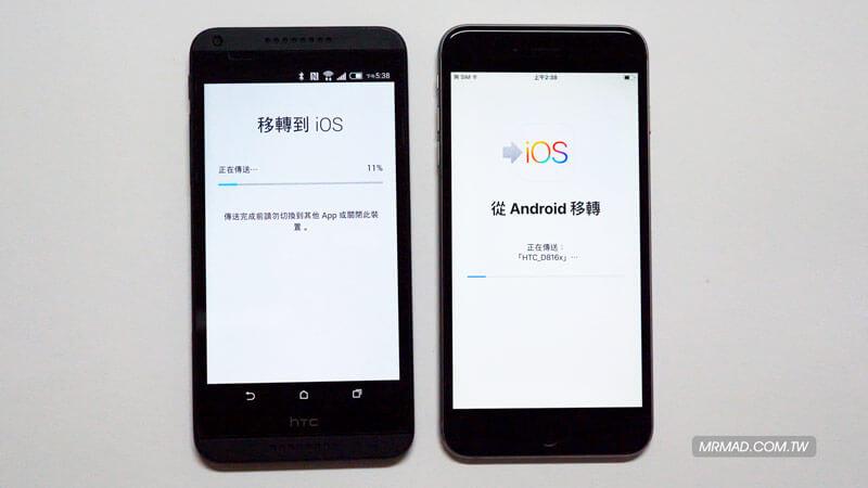 【教學】換新iPhone?教你快速將Android資料移轉iOS裝置上