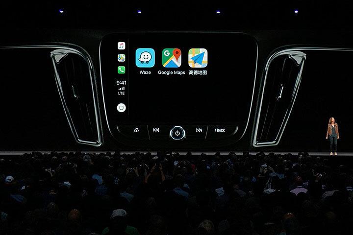 Google Maps更新!CarPlay在iOS 12上也能夠使用Google地圖導航1