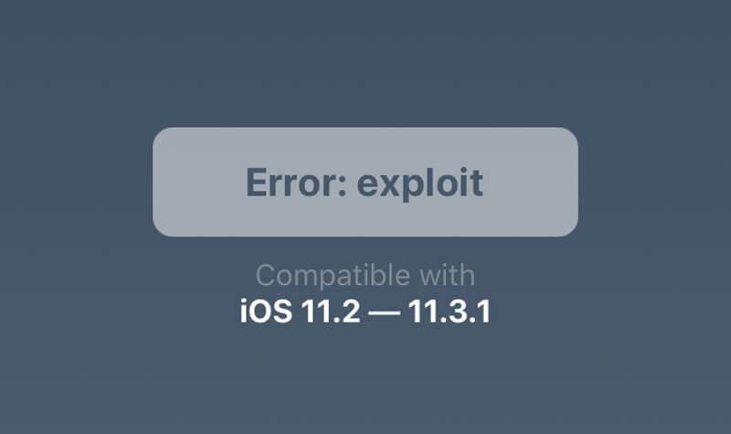 網頁版 Electra (MP)越獄工具大量出現Error:exploit錯誤解決辦法