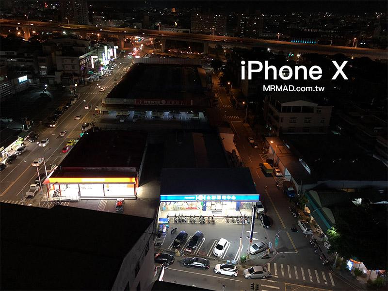 iPhone XS相機夜拍效果有沒有改進?戶外實拍夜景告訴你答案