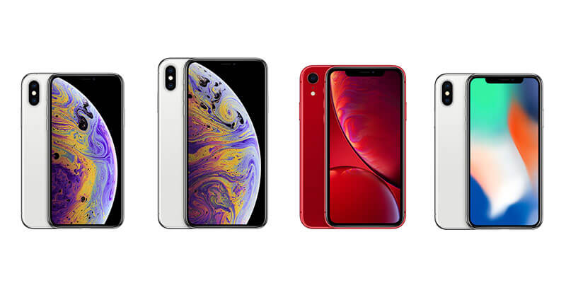 iPhone XS、 XS Max、iPhone XR 硬體懶人差異比較,推薦該買哪款比較好?
