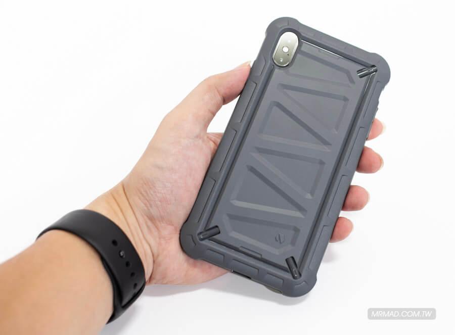 軍規iPhone XS Max 耐衝擊防摔殼 JTLegend Guardian Z 捍衛者開箱