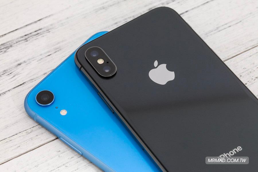 iPhone XR 藍色開箱9