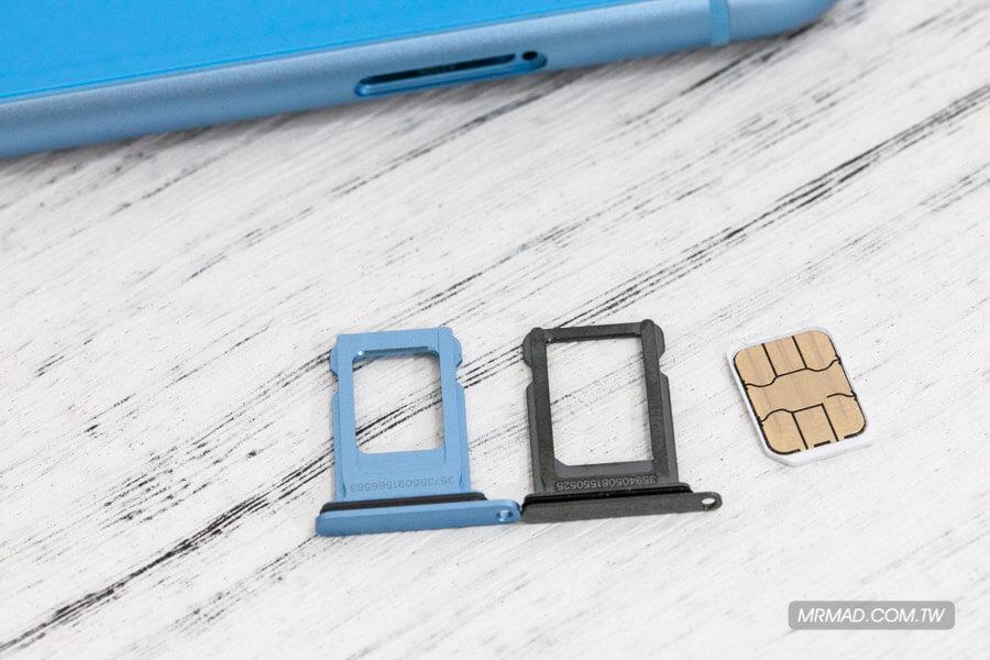 iPhone XR 藍色開箱5