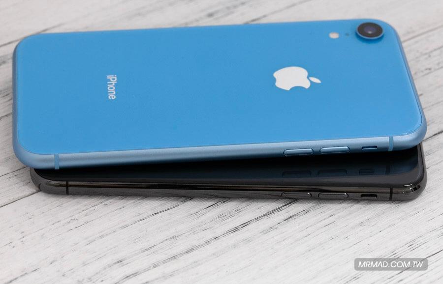 iPhone XR 藍色開箱7