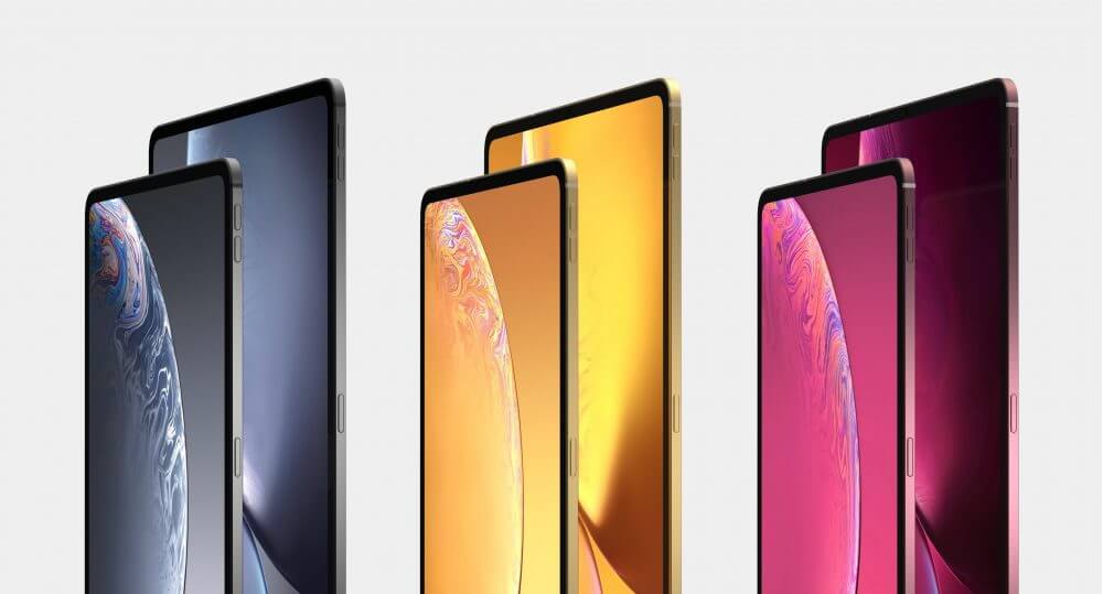 2018 iPad Pro 硬體規格搶先曝光