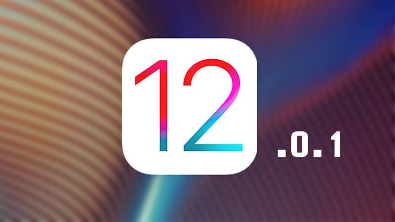 iOS 12.0.1終於修正WiFi、充電、藍牙等錯誤問題!修正重點搶先看