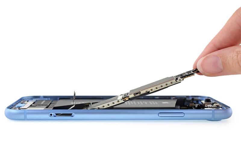 iFixit拆解iPhone XR評論:根本就是一台混種的iPhone 9